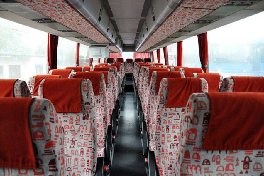 POWIAT CHRZANOWSKI. Dojedziesz do Krakowa klimatyzowanym autobusem