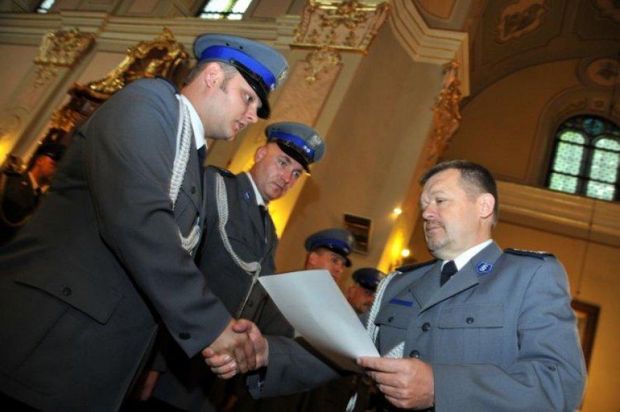 ALWERNIA. Klasztor zajęli policjanci