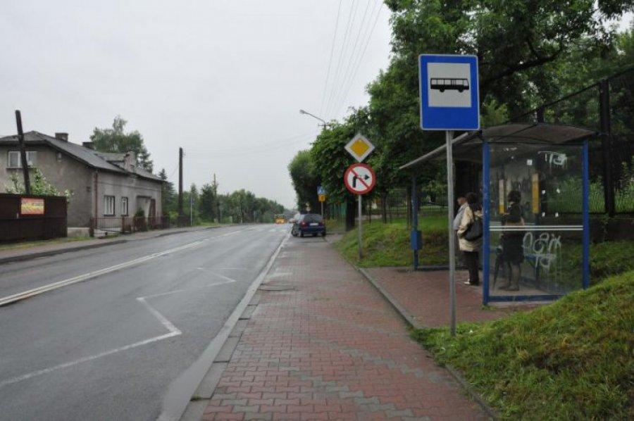 """Jest zgoda na przystanek """"na Kraków"""" przy ul. Krakowskiej"""