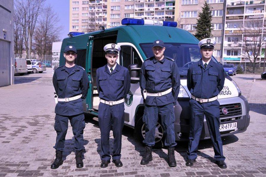 W Chrzanowie funkcjonuje oddział inspekcji transportu drogowego