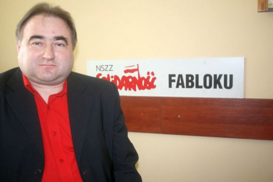 Mirosław Odrobina nowym szefem fablokowskiej