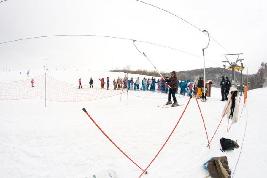 Poszusujesz na nartach do połowy marca