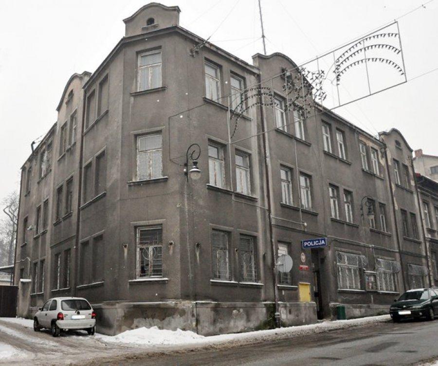 Co dalej z budynkiem starej komendy policji?
