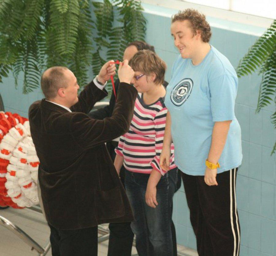 Niepełnosprawni popłynęli po medale