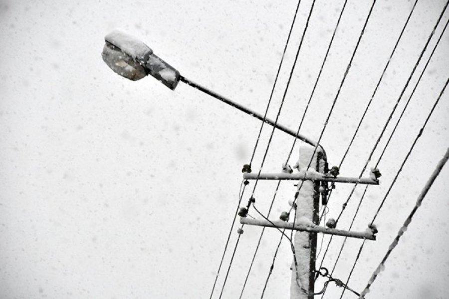 Powiat chrzanowski bez prądu