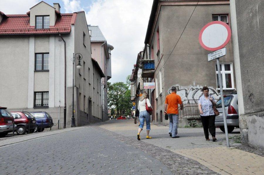 Kosowski nie otworzy dla ruchu ulicy Sądowej