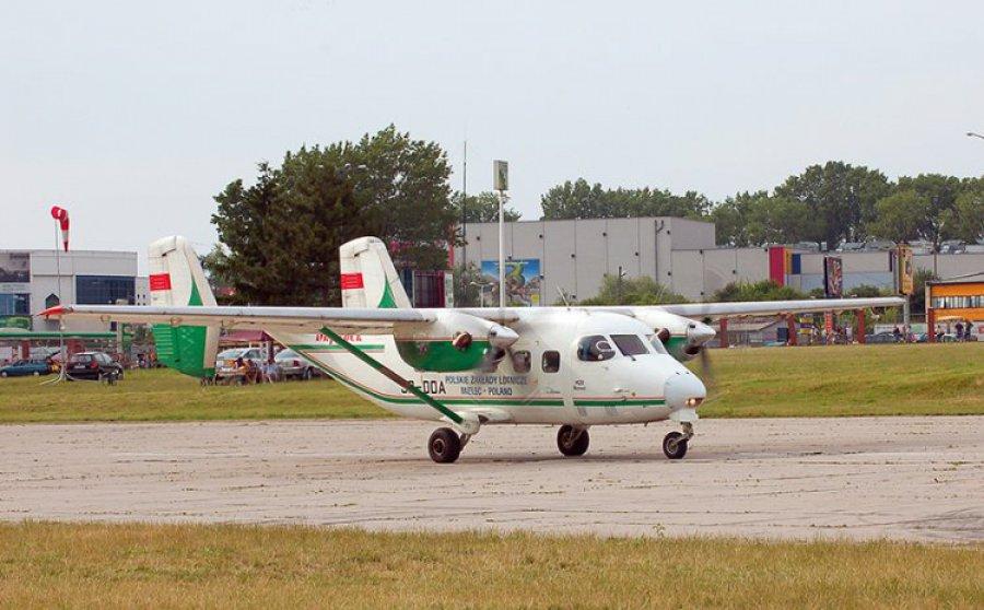 W katastrofie lotniczej zginął pilot Przemysław Dudzik z Chrzanowa