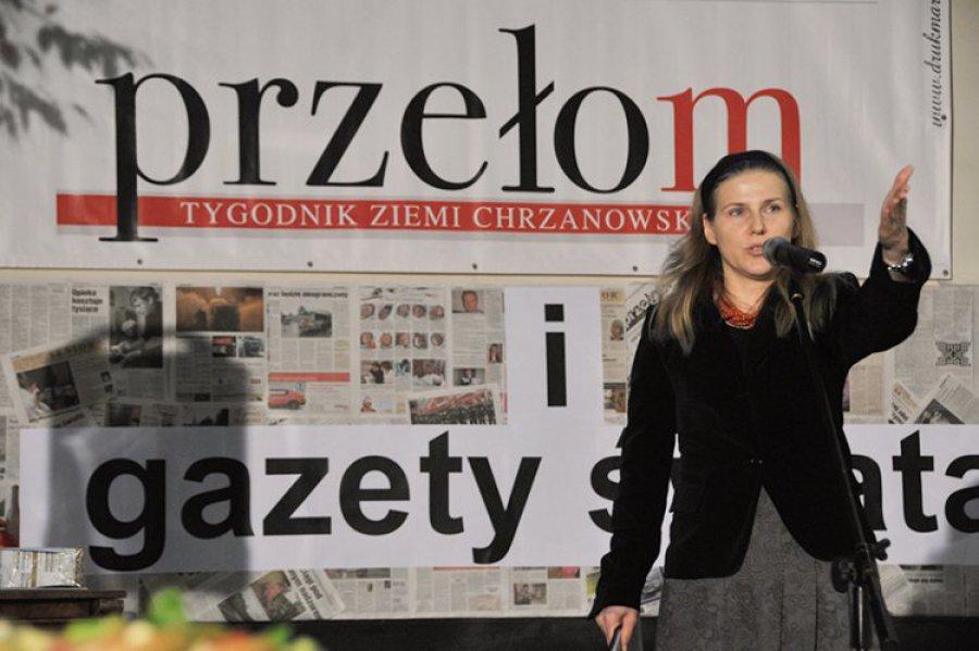 """18 lat """"Przełomu"""" na wystawie w chrzanowskim ośrodku kultury"""