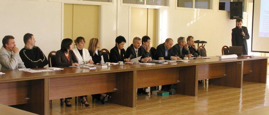 Przedstawiciele organizacji pozarządowych szkolili się w Chrzanowie