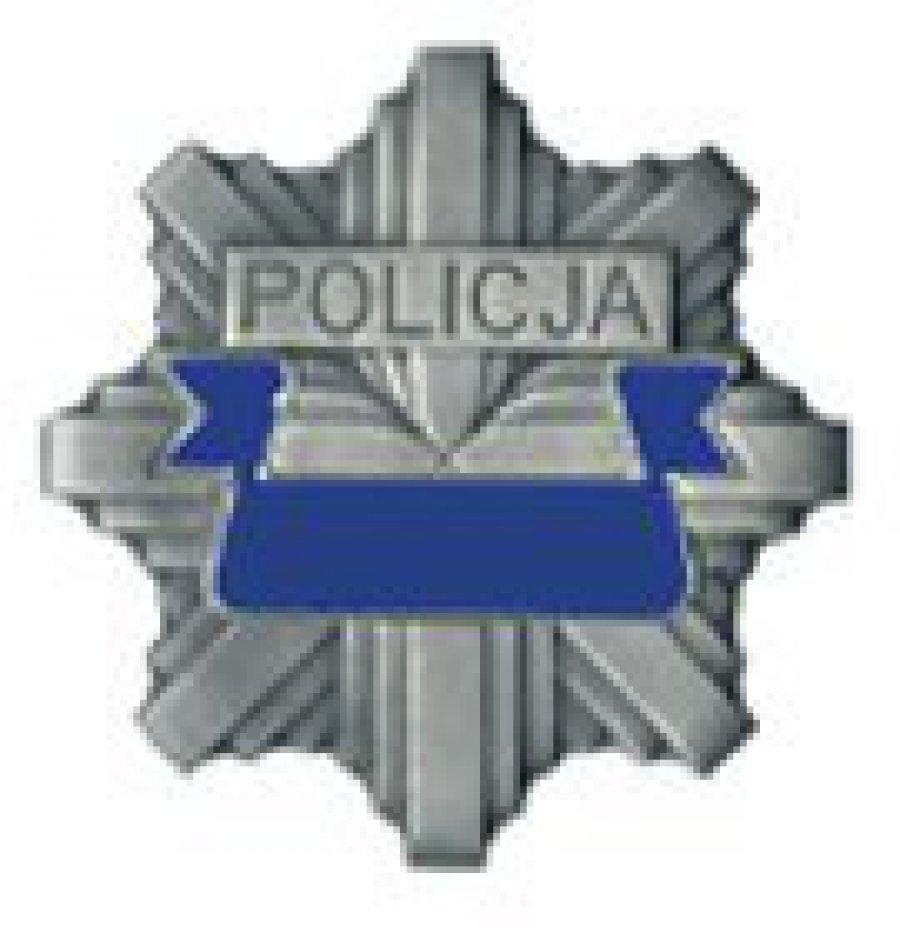 Policjant z Libiąża zatrzymany z