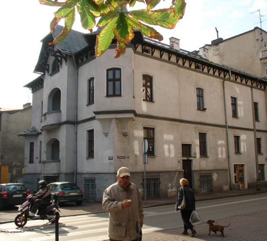 Kamienica przy ul. Grunwaldzkiej 5 w Chrzanowie wciąż niesprzedana