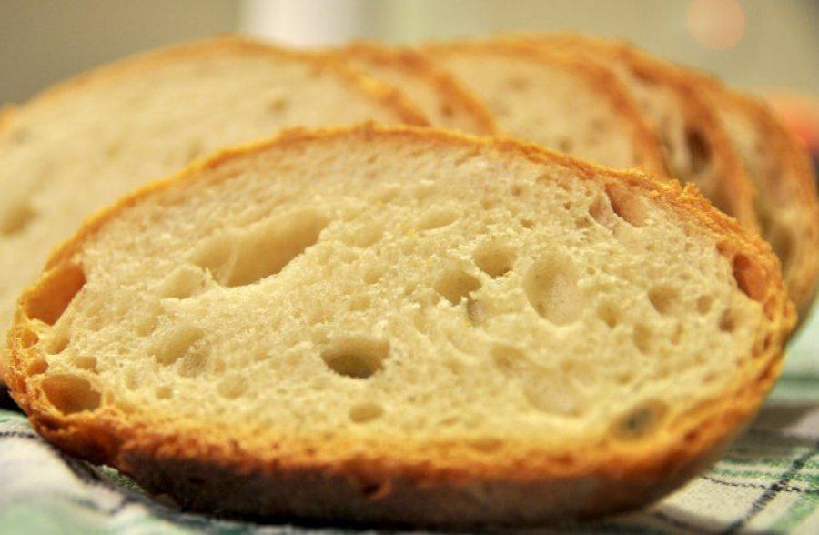 Jemy mało chleba