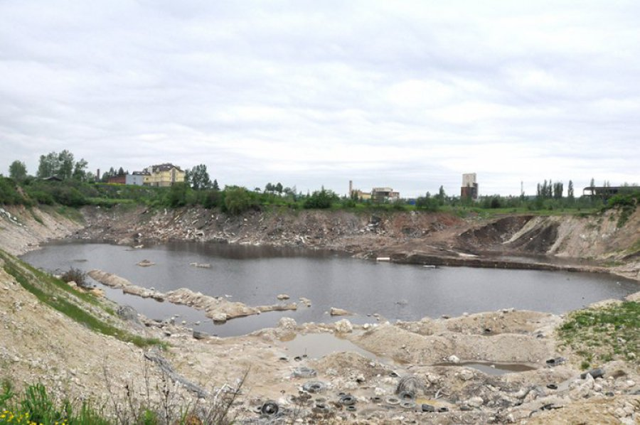 TRZEBINIA. Za parę lat zbiornik Górki ma być terenem rekreacyjnym