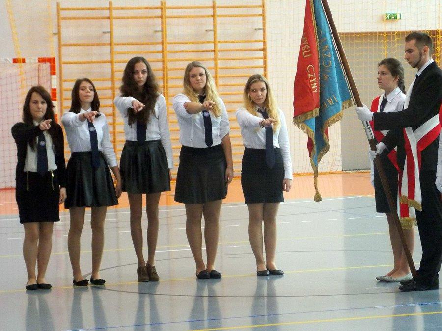 Dzień Edukacji Narodowej w ZSECh w Trzebini