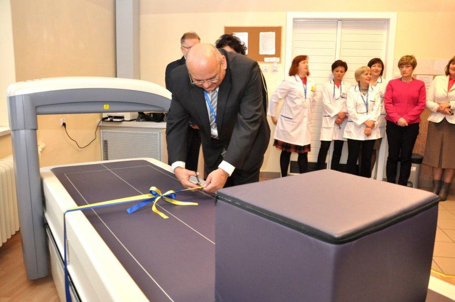 Lekarze sprawdzą stan kości pacjentów