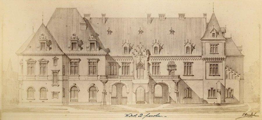 Restaurował Wawel i Młoszową