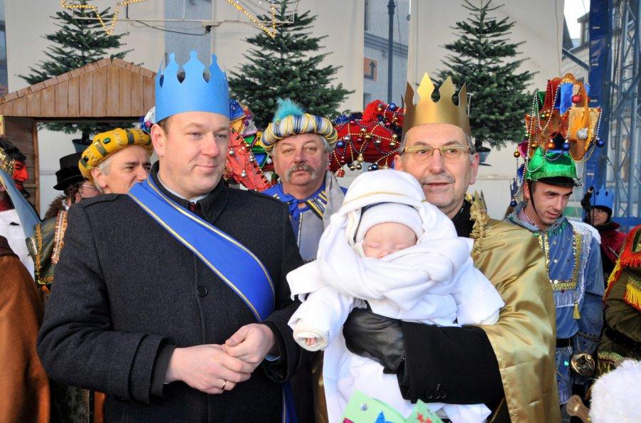 Szczęśniak, Niechwiej i Maciaszek zagrali królewskich asystentów