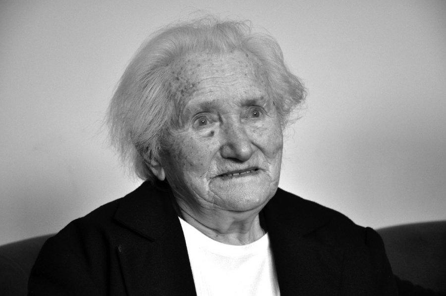 Zmarła 103-letnia mieszkanka gminy