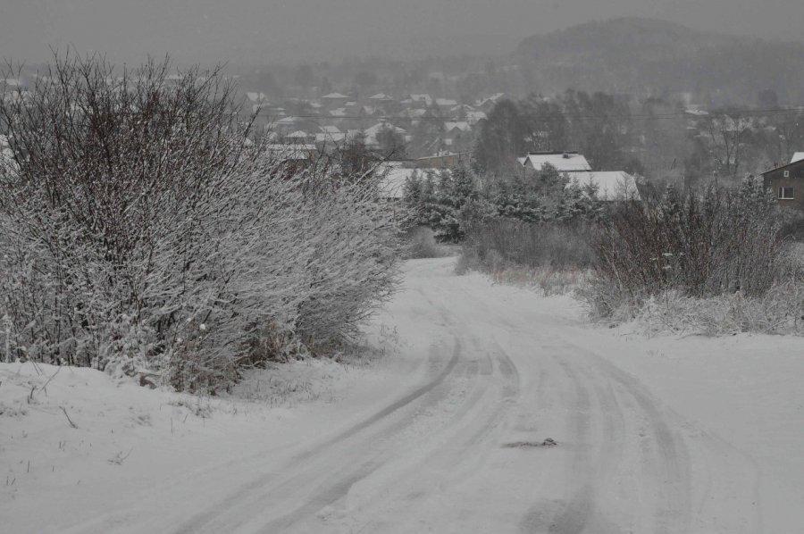 Zima wróciła na kilka dni