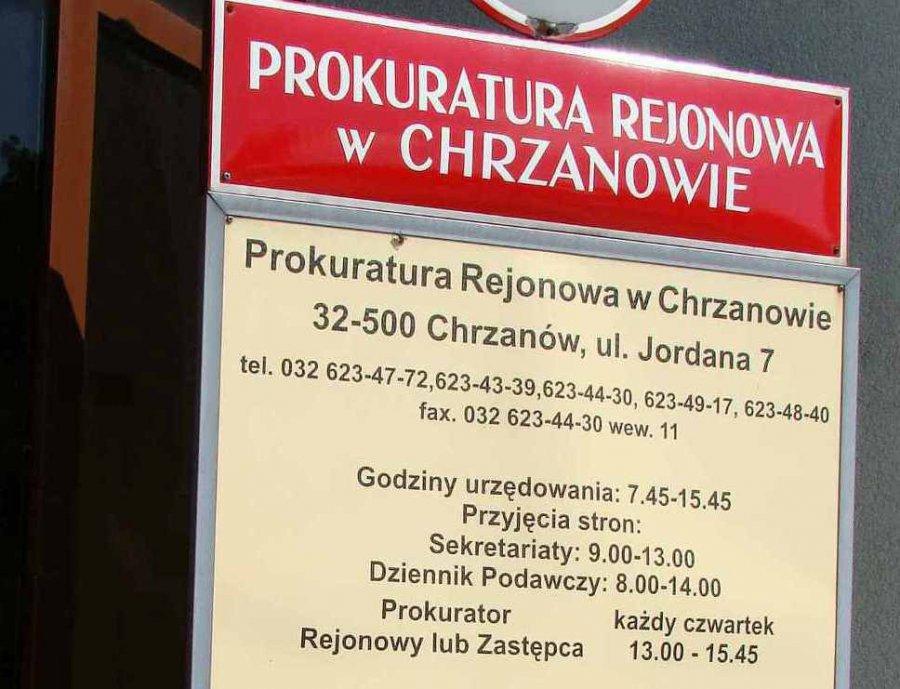 Anonim doniósł na burmistrza Chrzanowa