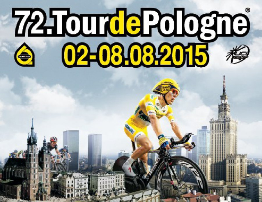 Zobacz na żywo Tour de Pologne i wygraj nagrody
