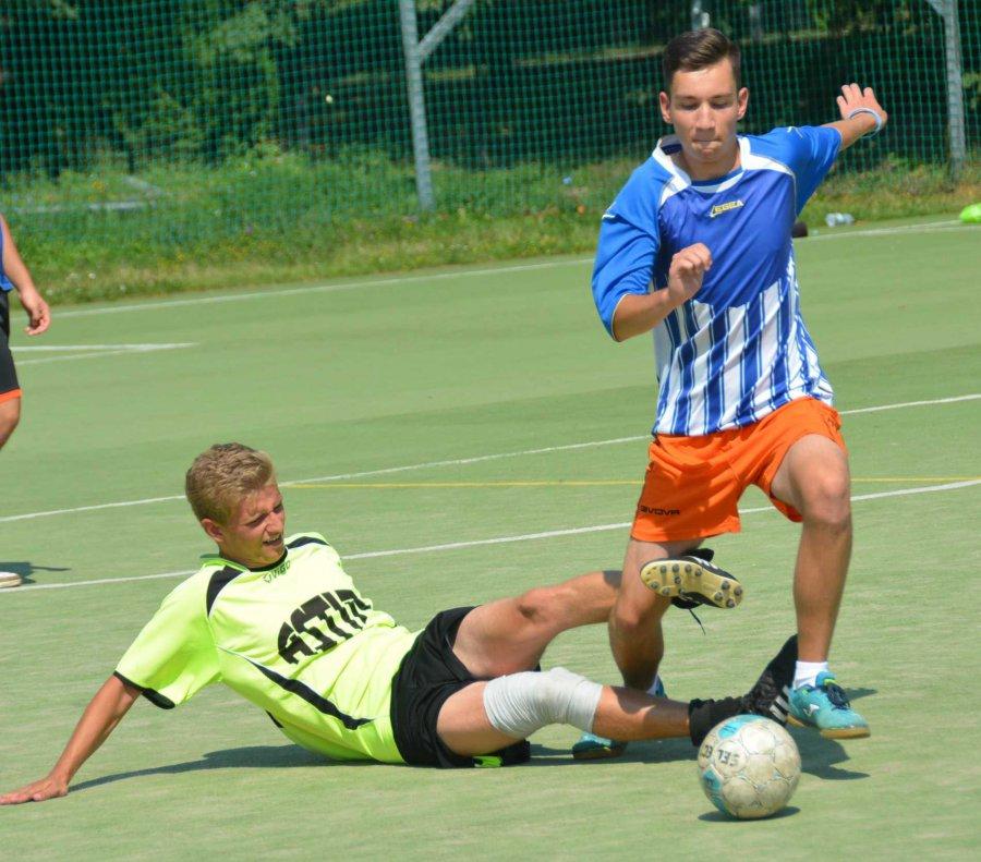 Znamy finalistów Wakacyjnej Ligi Futsalu