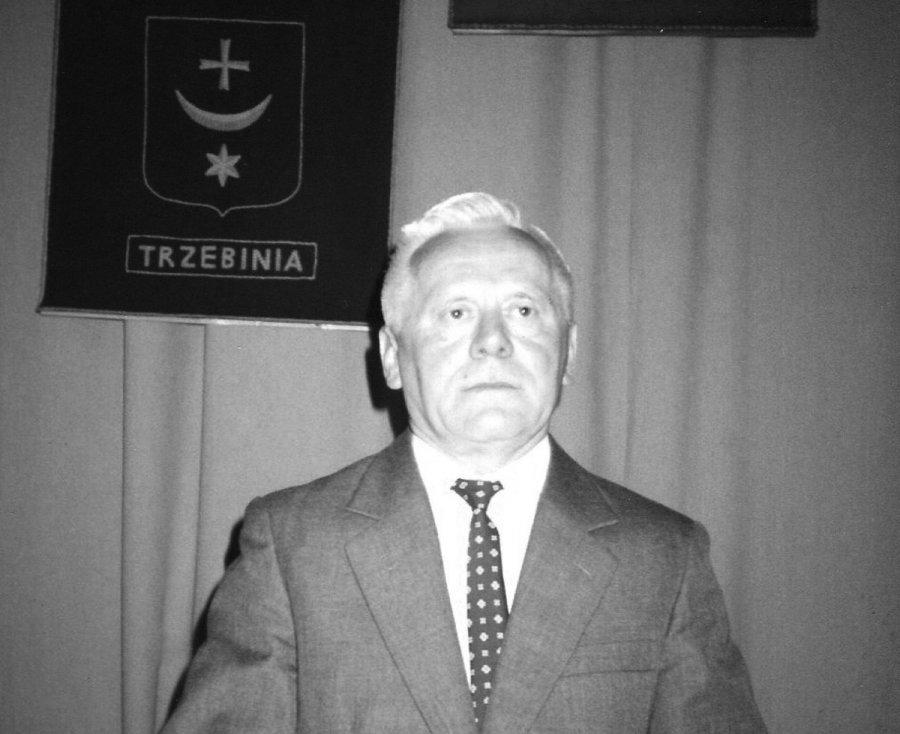 Nie żyje Adam Cebo - pierwszy burmistrz Trzebini