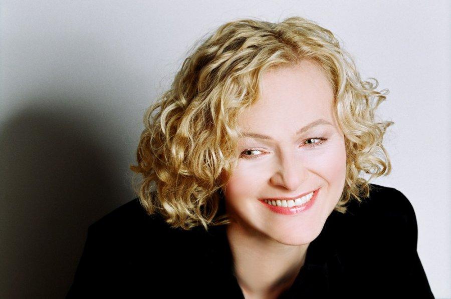 Edyta Geppert zaśpiewa w kościele