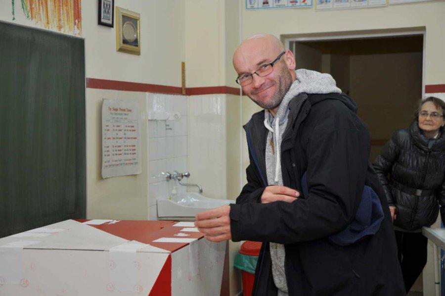Ponad połowa wyborców jeszcze nie zagłosowała