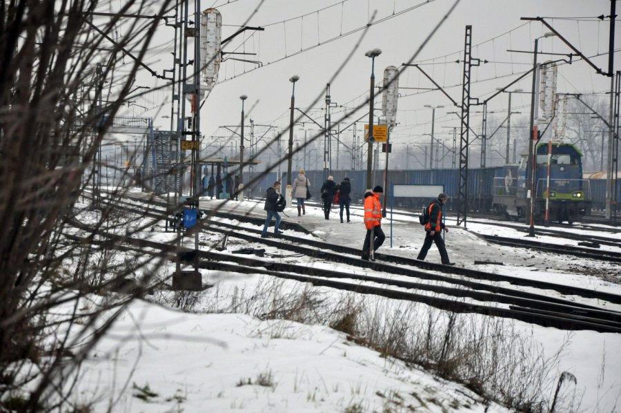 Kolej przebuduje tory na linii Krzeszowice-Kraków Mydlniki