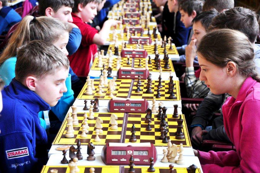 Większość szachistów gra od przedszkola