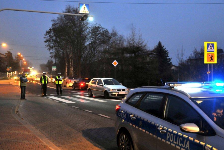 Trzy wypadki, czworo rannych