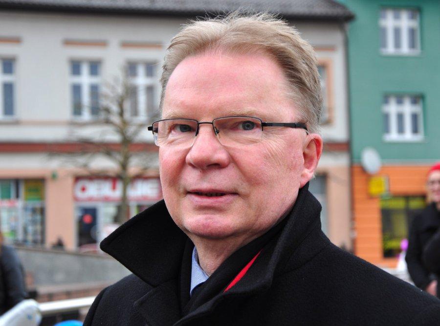 Ryszard Kosowski kolejny raz został burmistrzem Chrzanowa