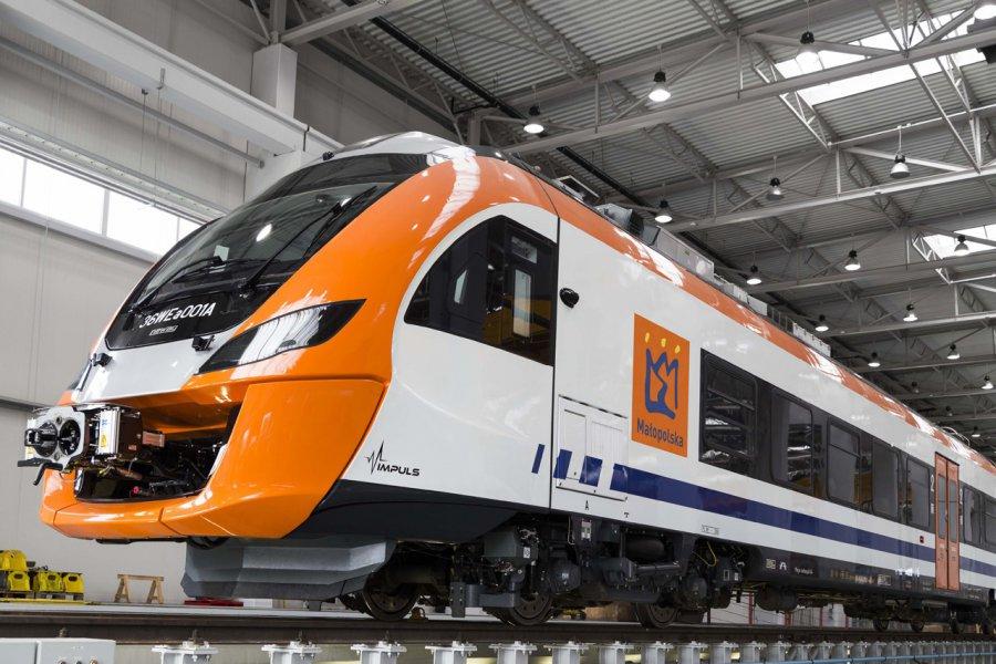 Sądecki Newag wyprodukuje 12 pociągów dla Małopolski