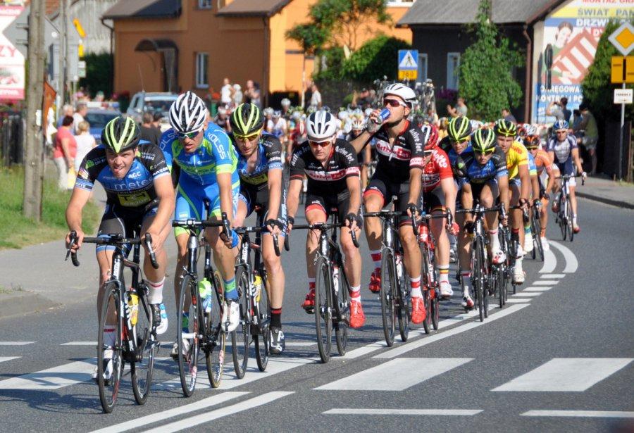 Tour de Pologne ponownie zagości w powiecie chrzanowskim