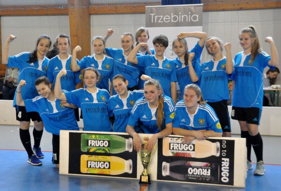 Trzebinianki zdobyły mistrzostwo Polski