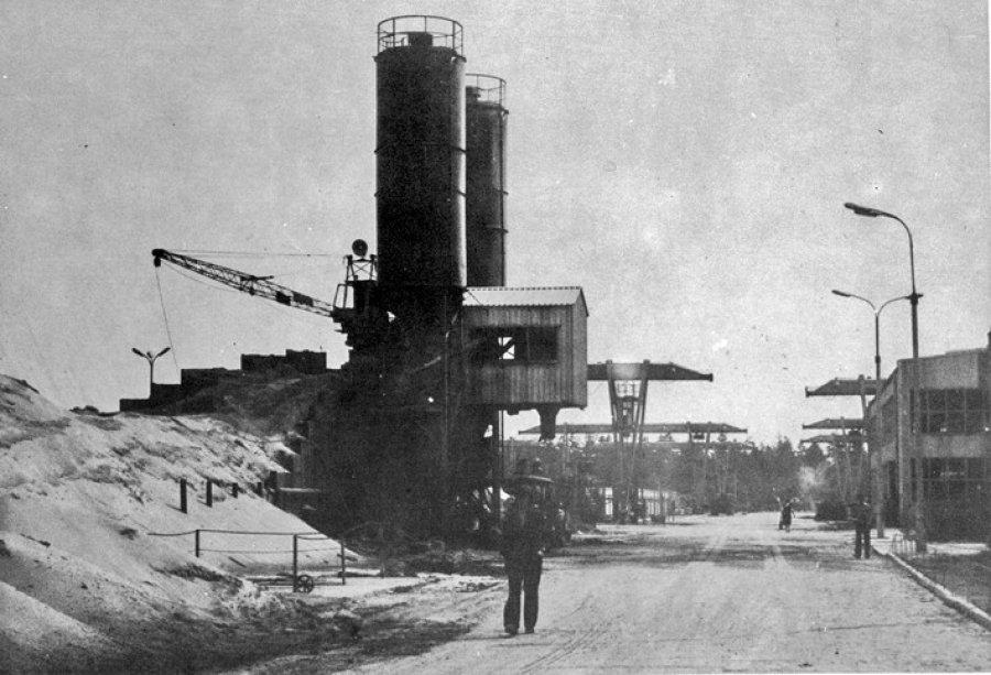 Domy z fabryk w Jaworznie i Chrzanowie