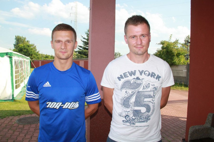 Dwie nowe twarze w drużynie trzebińskiego MKS-u