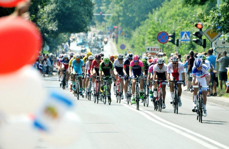 Tour de Pologne. Kierowców czekają utrudnienia w ruchu