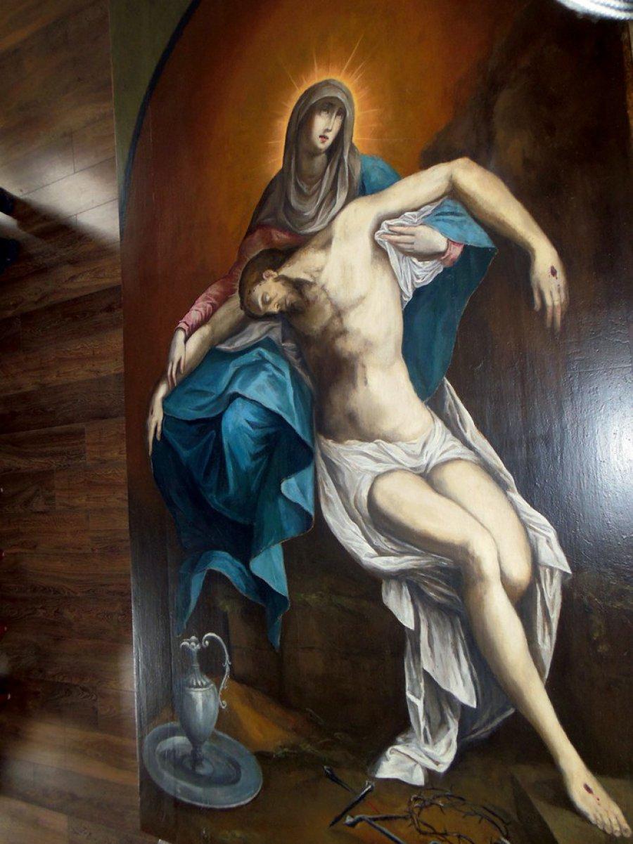 Pieta odzyskała blask