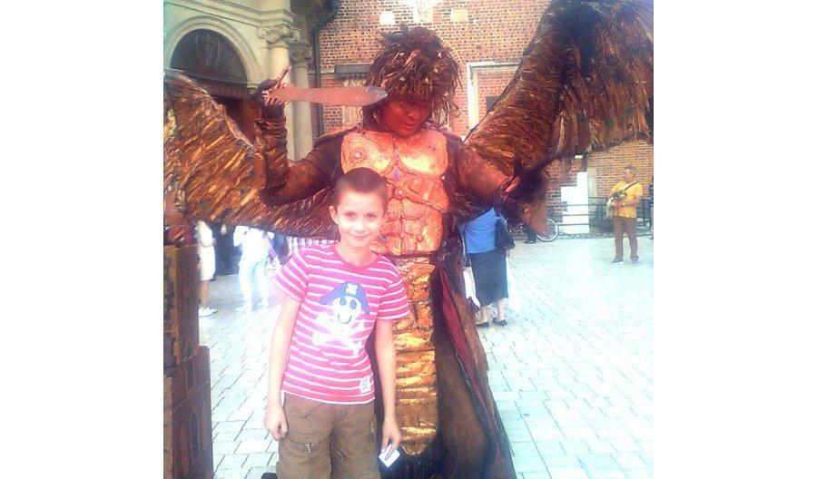 Zaginął 8-letni Piotruś