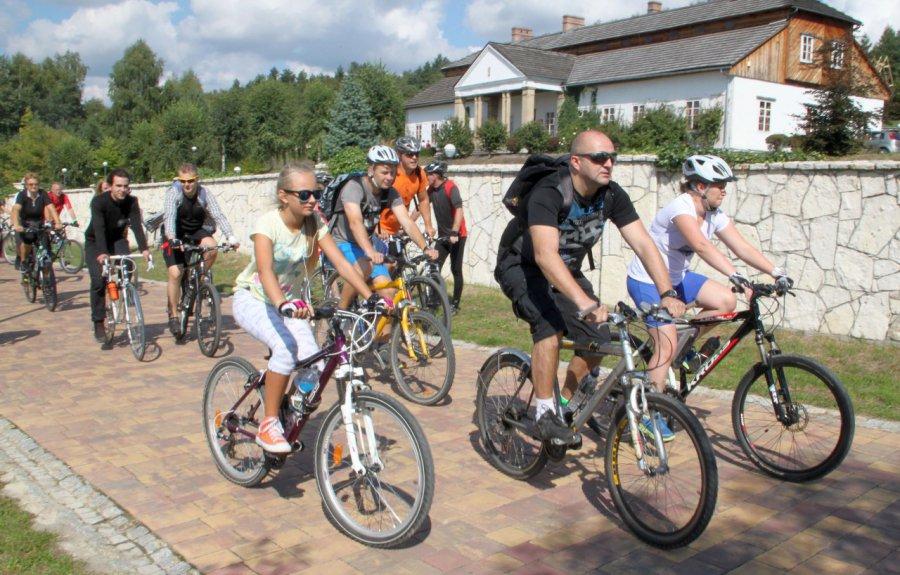 Zwiedź powiat na rowerze