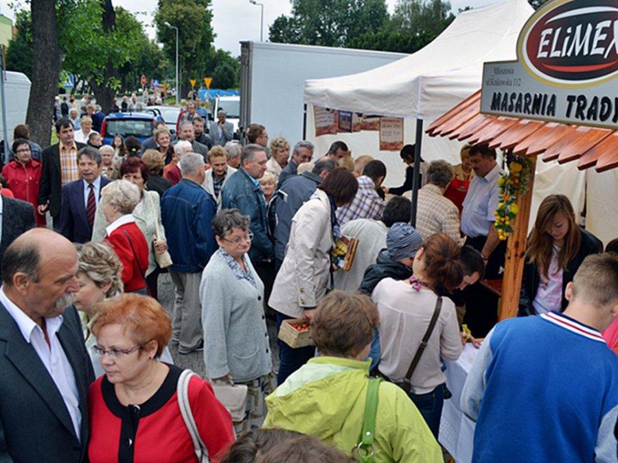 Krzeszowice są na trasie Małopolskiego Festiwalu Smaku