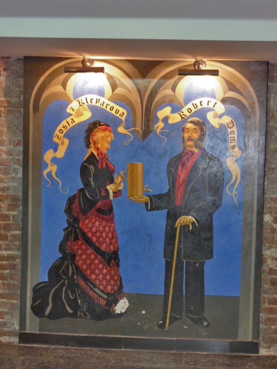 W Jaworznie kopał węgiel, we Lwowie robił piwo