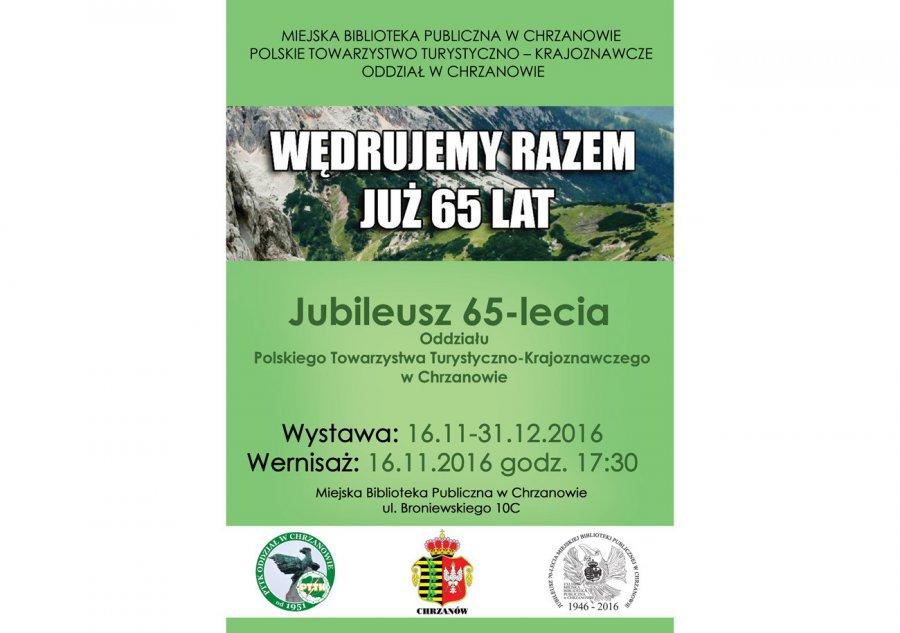 65 lat chrzanowskiego oddziału PTTK