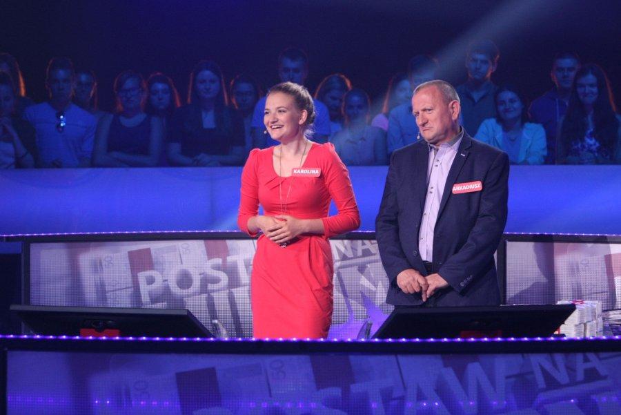 """Para z Bolęcina powalczy o główną wygraną w programie """"Postaw na milion"""""""