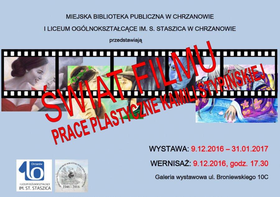 ŚWIAT FILMU Kamili Stypińskiej