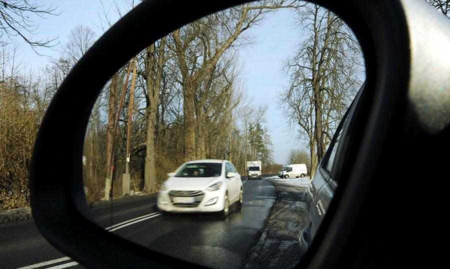 Droga będzie zamykana z powodu wycinki drzew
