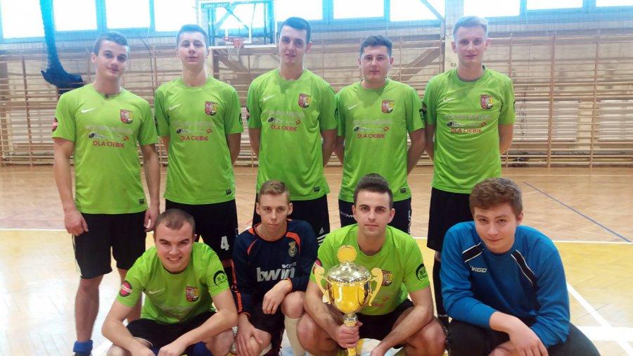 XI Turniej Barbórkowy w piłce nożnej halowej