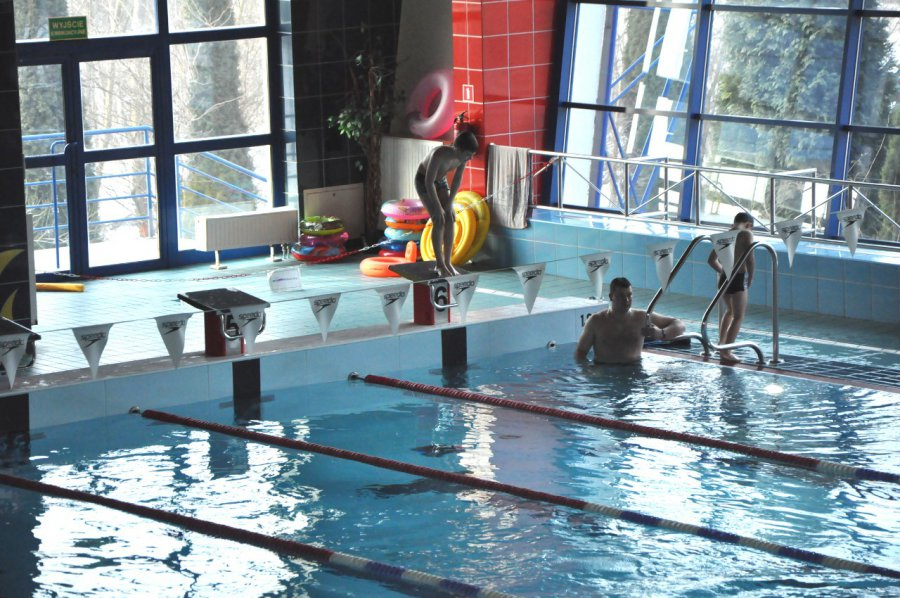 W Trzebini w czasie ferii dzieci mają basen gratis